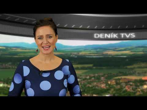 TVS: Deník TVS 14. 11. 2017