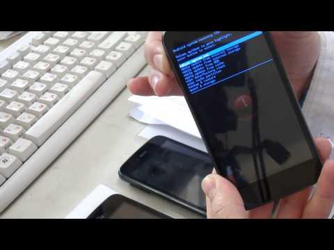 как удалить все вирусы сходу на телефоні fly iq4410