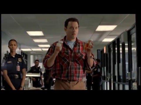 """The Terminal - """"Goat Scene"""" Feat Tom Hanks [Viktor Navorski]"""