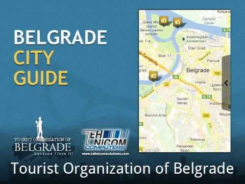 Video of Belgrade City Guide LITE
