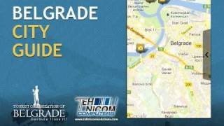 Belgrade City Guide LITE YouTube video