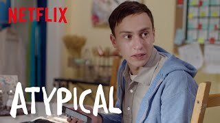 Sam brings the facts. Mom brings the cinnamon buns. Now streaming on Netflix. Watch Atypical on Netflix:...