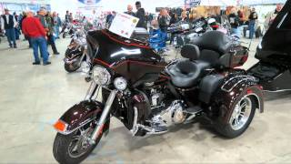 7. 2011 Harley Davidson Electra Glide Trike