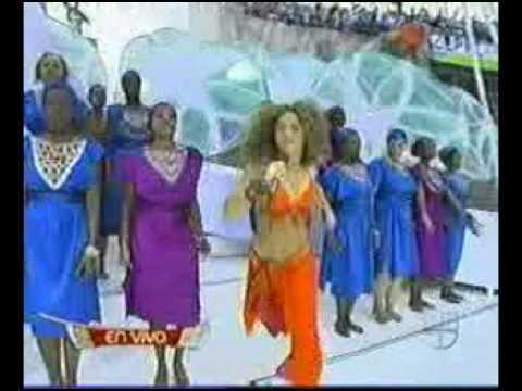 Video de Shakira en el Mundial