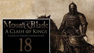 """In this playthrough of Mount and Blade, we will be aiming to create a small force of strong, talented sellswords who will go to dangerous lands and fight for the highest bidder.The """"A Clash of Kings"""" mod coverts Mount and Blade: Warband to the Game of Thrones universe allowing adventures from The North to Dorne to Essos! Mod Link : http://www.moddb.com/mods/a-clash-of-kingsBuy this game on Steam:http://store.steampowered.com/app/48700/Enjoyed this? Why not subscribe!:https://www.youtube.com/subscribe_widget?p=AlpaxLPJoin Our Community Discord!:https://discord.gg/HeudTrtFollow me on Twitter: https://twitter.com/AlpaxLPHelp Support the Channel!:https://streamtip.com/y/UCAlOpuxrT5hGUyWSwBp1cSg"""