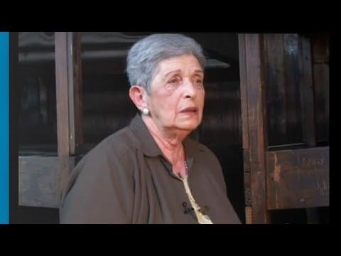 חנה בר ישע - מחנה הנשים ההונגריות באושוויץ-בירקנאו