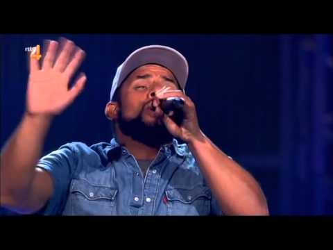 incredibile a the voice! la reincarnazione di bob marley