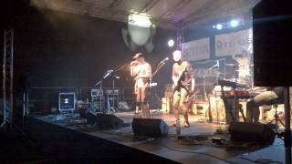 Video BANDA DEL CAFFE - Crazy (Seal) (Otrokovice 2015)