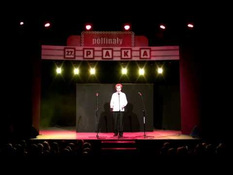 Kabaret Chwilowo Kaloryfer - Mężczyzno, puchu marny - cz.2: Pierwszy raz