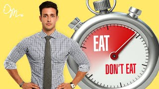 Video Doctor Mike On Diets: Intermittent Fasting | Diet Review MP3, 3GP, MP4, WEBM, AVI, FLV April 2018