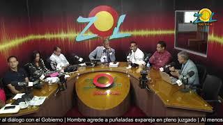 Jhonatan Liriano y Carlos Pimentel voceros de La Marcha Verde invitan a manifestación el 28 de Ener