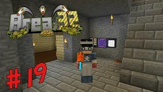 Minecraft Area 32 [19] - THE CLASSIC BLUNDERBUSS GUN!?