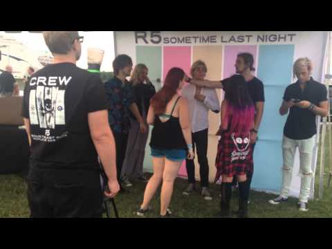 R5 sometime last night tour maryland state fair vip meet and greet video r5 sometime last night tour maryland state fair vip meet and greet download in m4hsunfo