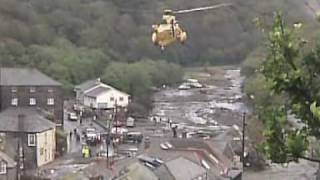 Boscastle United Kingdom  city photos gallery : Boscastle Floods Footage from the BBC