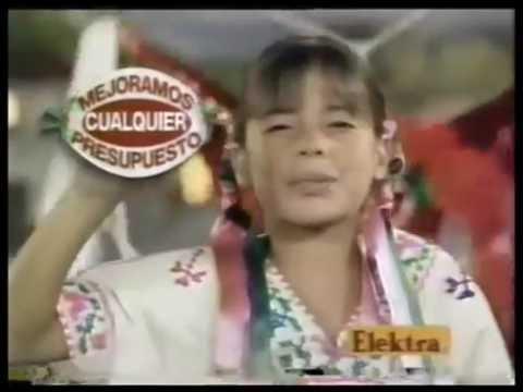 Comerciales de México (Diciembre 1996)