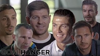 Download Video Ronaldo, Giggs, Lampard, Beckham and more on Wayne Rooney | Wayne Rooney: The Man Behind the Goals MP3 3GP MP4