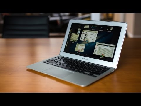 macbook air - Will and Norm sit down to review Apple's new 11-inch MacBook Air. This year's model runs Intel's new Haswell processor, which gives it much longer battery li...