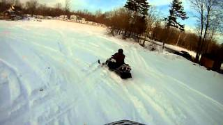 9. 2003 Yamaha RX-1 Snowmobile four stroke