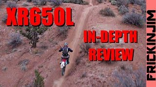 1. XR650L In-Depth Review