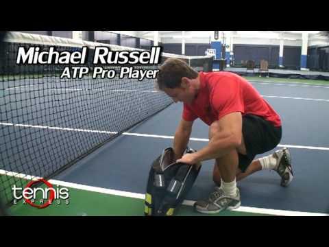 'Mussell' revisando su equipo eportivo