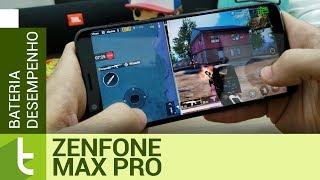 Tudocelular - Zenfone Max Pro (M1): bateria é ponto forte e desempenho impressiona