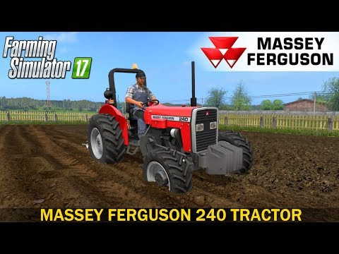 Massey Ferguson 135 And 240 v1.1