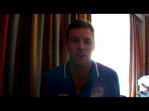 SLPL tour diary by Ben Laughlin