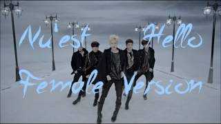 Video NU'EST Hello (여보세요) [Female Version] MP3, 3GP, MP4, WEBM, AVI, FLV Maret 2018