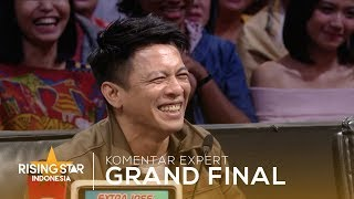 Video Lagu Dari Kahitna Yang Menggambarkan Expert | Grand Final | Rising Star Indonesia 2019 MP3, 3GP, MP4, WEBM, AVI, FLV April 2019