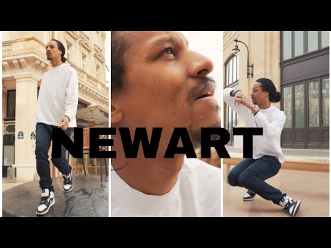 LES TWINS | LAURENT (I'M NOT THE BEST AND I WASN'T READY FOR IT) PROD. BY NEWART