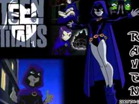 Raven will Never Let Go of Beastboy.