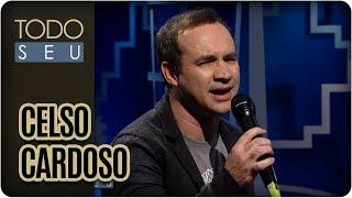 Celso Cardoso, jornalista esportivo e apresentador da TV Gazeta, mostra que tem talento também nos palcos, fazendo um pocket-show ao vivo com músicas autorais e sucessos de bandas como Legião Urbana e Barão VermelhoContinue assistindo mais vídeos do príncipe:Site - http://tvgazeta.com.br/todoseuTwitter - http://twitter.com/todoseuFacebook - http://facebook.com/ProgramaTodoSeuInstagram - http://instagram.com/ProgramaTodoSeu
