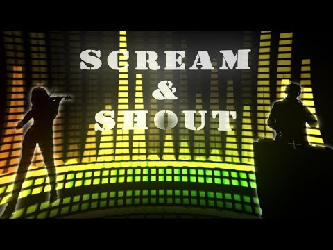 Will.i.am feat. Britney Spears Scream & Shout Viodance Cover