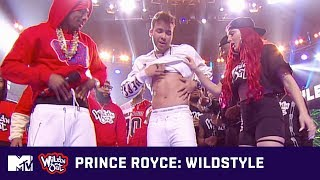 Prince Royce Takes Nick Cannon's Shine | Wild 'N Out | #Wildstyle