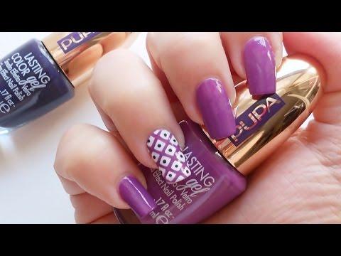 nail art violet paris experience
