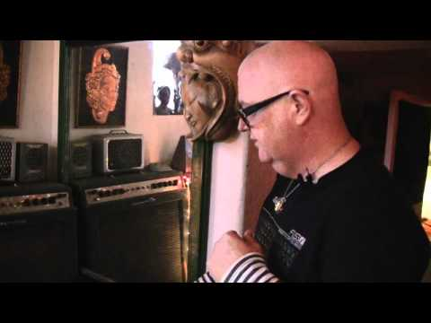 Dave Catching's studio, Rancho De La Luna, part 1: Walkthrough.