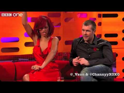 Funny & Cute Rihanna Moments..