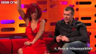 Funny & Cute Rihanna Moments..