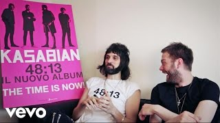 Kasabian - Vevo_IT Twitter Takeover