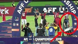 Video Sang Pelatih Timnas U16 komandoi Garuda Clap di Akhir Laga | Final AFF U16 Indonesia vs Thailand MP3, 3GP, MP4, WEBM, AVI, FLV Agustus 2018