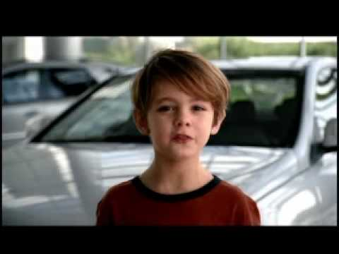 Mercedes-Benz Kids CPO Event Commercial