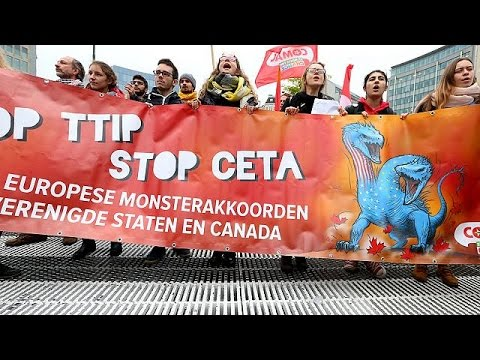 CETA: Την Κυριακή η Σύνοδος Κορυφής Ε.Ε.- Καναδά – world