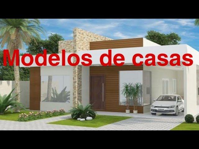 55 fachadas de casas peque as modernas casas dise o for Diseno de casas online