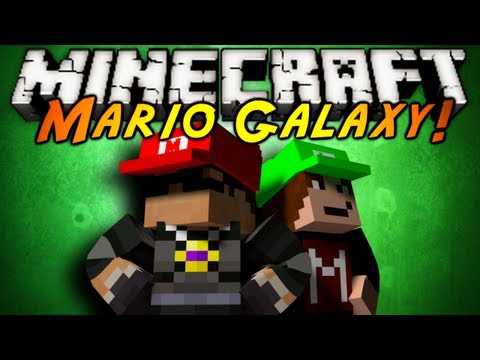 Minecraft: Super Mario Failaxy Part 3!
