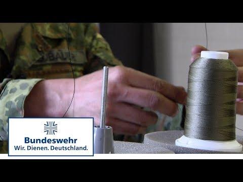 Sattler bei der Bundeswehr