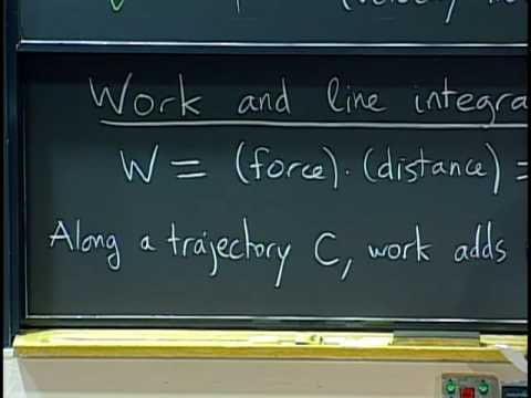 Lec 19 | MIT 18.02 Multivariable Calculus, Fall 2007