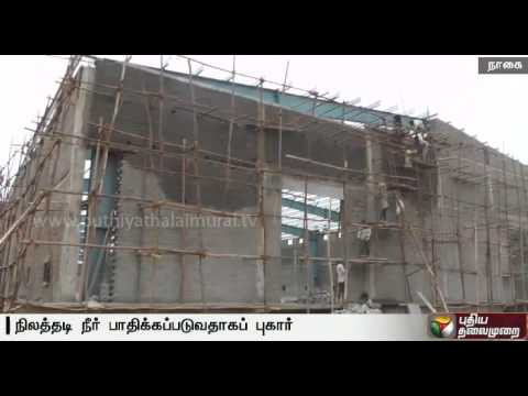 Vellapallam-residents-siege-water-lorry-in-Nagapattinam