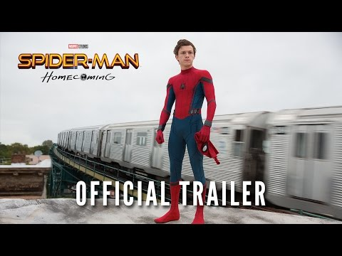 SpiderMan Homecoming Official Trailer