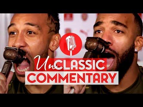 Aubameyang & Lacazette | UnClassic Commentary | Arsenal 4-2 Tottenham Hotspur
