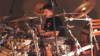 Video One Second Hotel - Recording Drums PART ONE